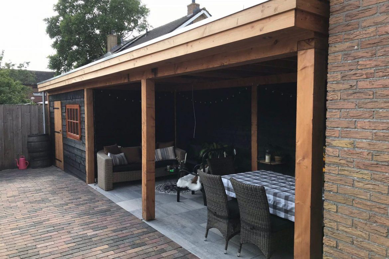 Douglas veranda Genemuiden